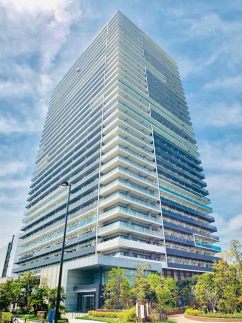 Brillia有明 City Towerの外観です